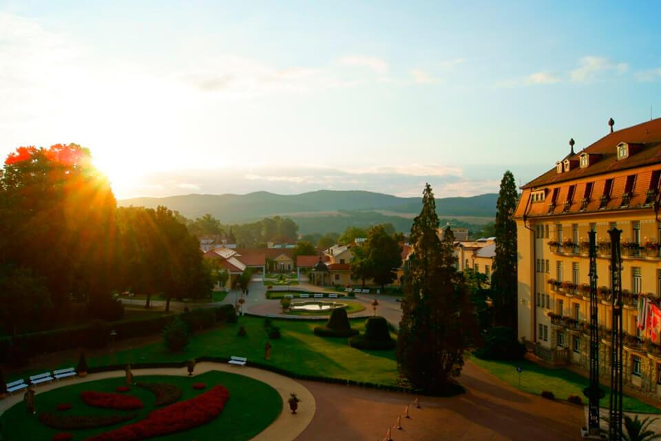 Пьештяны, Словакия