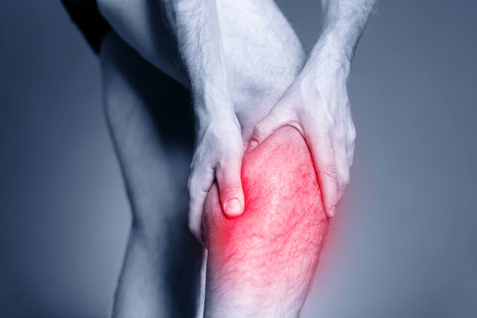 Хруст и боль в колене при сгибании и разгибании