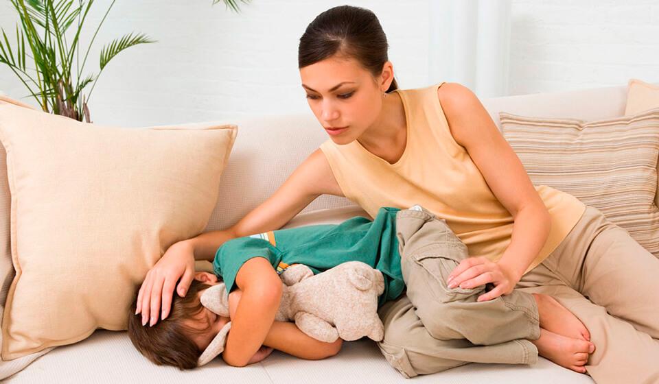 Боль при мочеиспускании у ребёнка