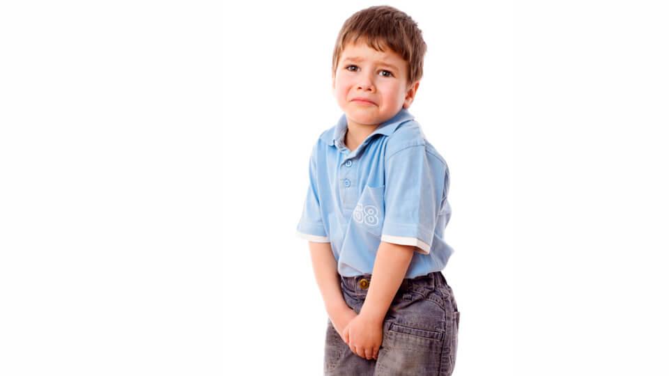 Детский уретрит