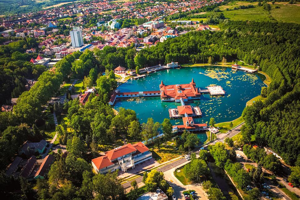 Хевиз, Венгрия