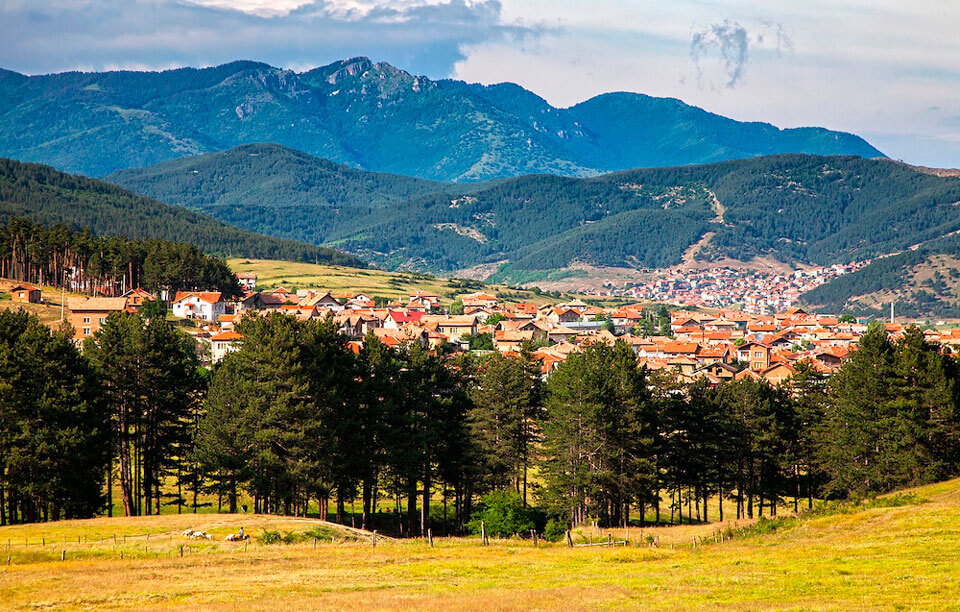 Велинград, Болгария