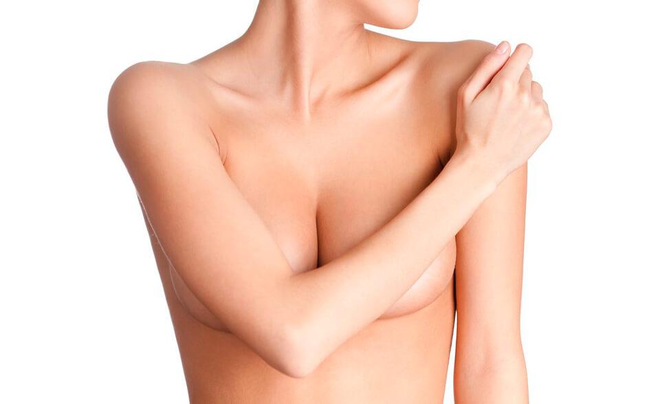 Боль в груди у женщин - причины и лечение