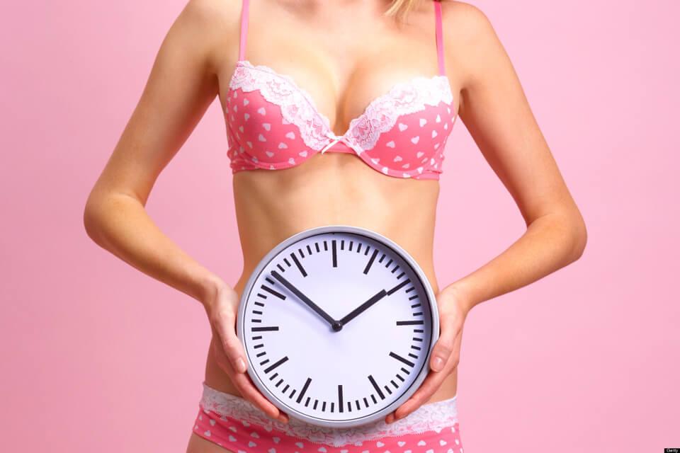 Болезненность менструального цикла