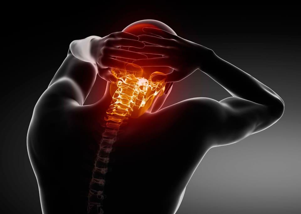 Пульсирующая головная боль в затылке