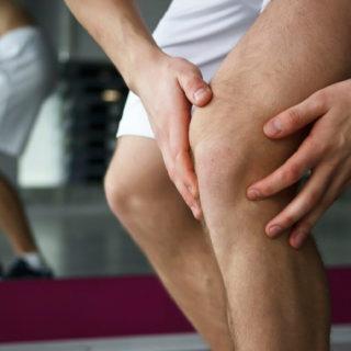 Хруст и боли в колене при сгибании и разгибании