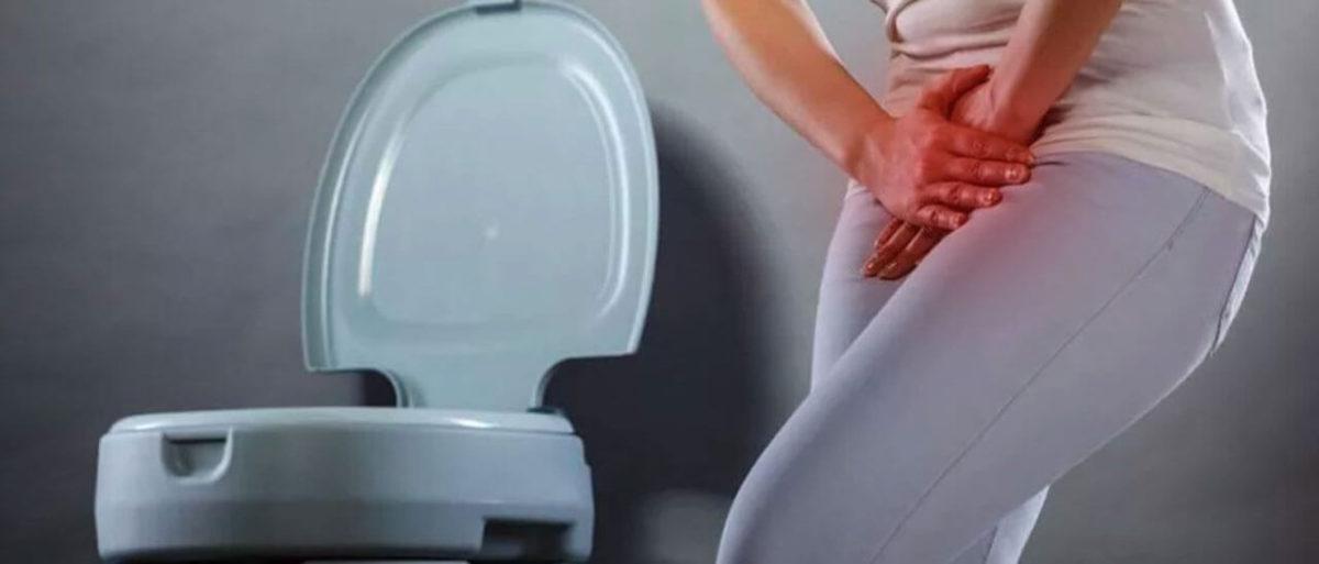 Жжение при мочеиспускании у женщин