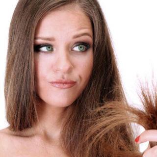 Почему секутся волосы